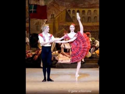 ballet don quixote pas de deux music