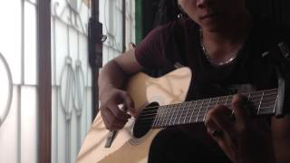 "See You Again/ ""Fast and Furious7"" 【 In Memory of PAUL WALKER 】 Guitar Fingerstyle by Cescsie"