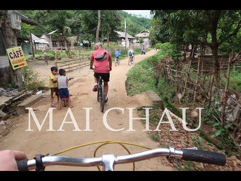 Bicycling in MaiChau. A Day Trip from Hanoi - Vietnam Adventure with Kids