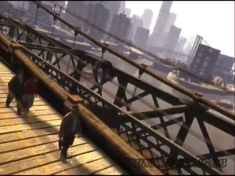 GTA 4 Ultimate parkour (Free running)