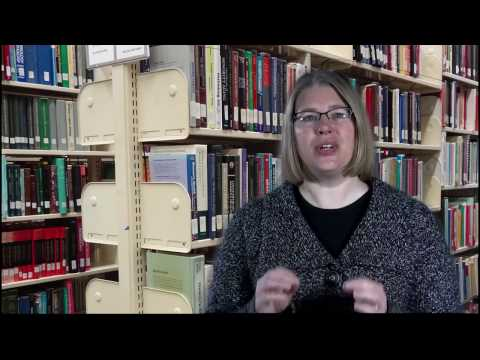 About the Library Course & Exam for Distance Learning Students