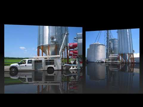 Grain Drying and Aeration - FS Construction Services