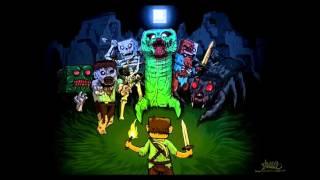 """Minecraft Rap """"Unsre Welt"""" Let´s Fet´z"""