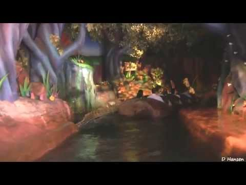 ♥♥ Splash Mountain at Walt Disney World (in HD)