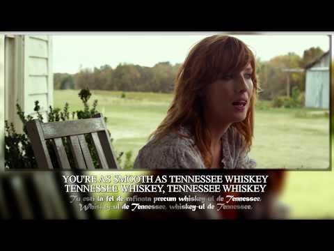 Chris Stapleton - Tennessee Whiskey, lyrics video (tradus romana)