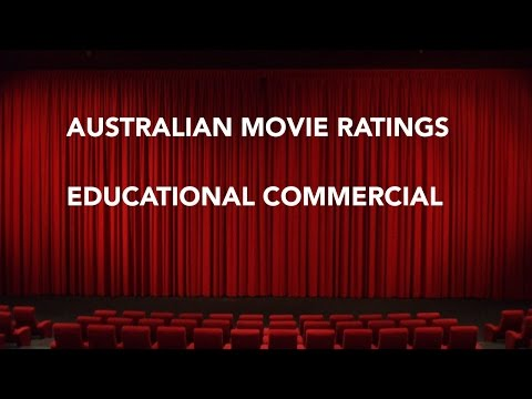 Australian Movie Ratings Educational Commercial