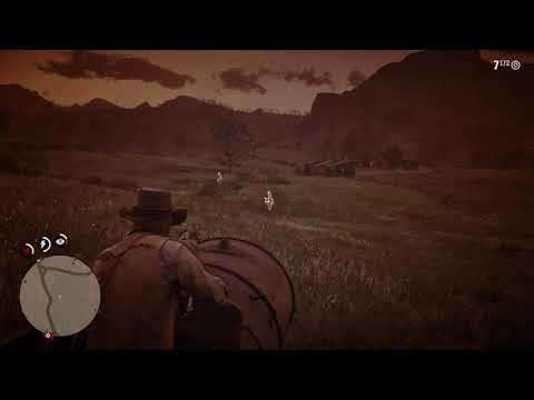 Red Dead Redemption 2 : How to Stealing Oil Wagon ...