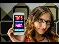 Top 5 Apps para cantantes   Clases de Canto   Gret Rocha