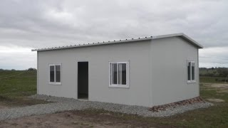 prefab homes sandwich panels building