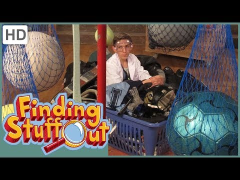 """Finding Stuff Out- """"Sports"""" Season 2, Episode 12 (FULL EPISODE)"""