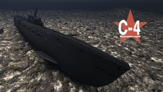 В поисках подводной лодки С-4 - In Search for S-4 Submarine