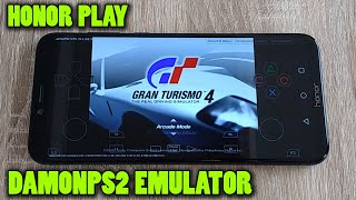 Honor Play - Gran Turismo 4 - DamonPS2 v3.0 - Test