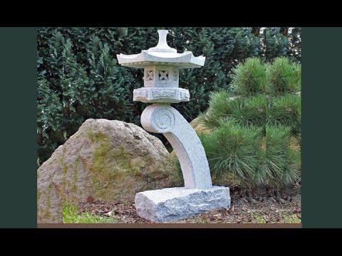 Making A Concrete Asian Lantern
