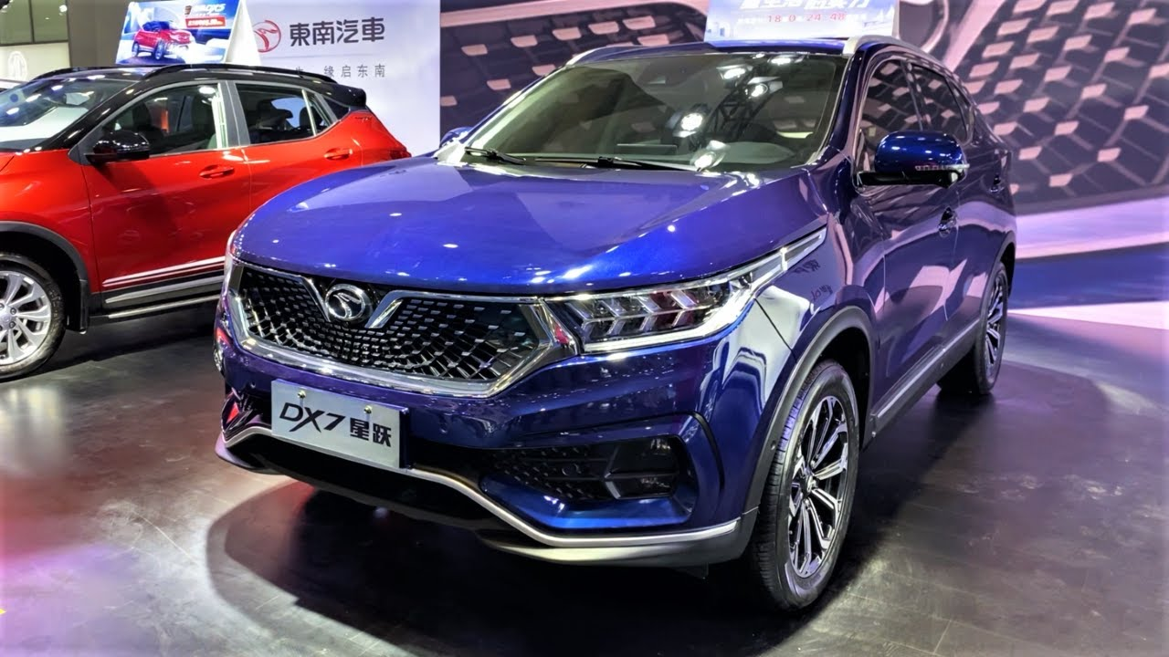 Download 2020 Soueast DX7 Walkaround—2020 QiLu Auto Show—2020款东南DX7星跃,外观与内饰实拍