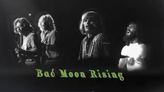 Play Bad Moon Rising (Live At The Woodstock Music & Art Fair  1969)
