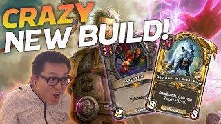 Crazy New Build! - Hearthstone Battlegrounds