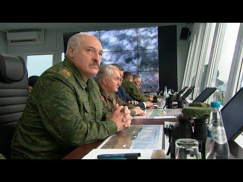 Лукашенко принял участие