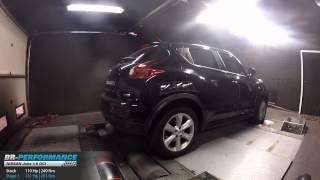 Reprogrammation Moteur Nissan Juke 1.5 DCI 110hp @ 131 par BR-Performance