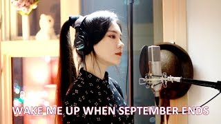 Video Green Day - Wake Me Up When September Ends ( cover by J.Fla ) download MP3, 3GP, MP4, WEBM, AVI, FLV Oktober 2017