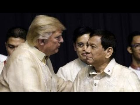 President Trump meets with Southeast Asian leaders