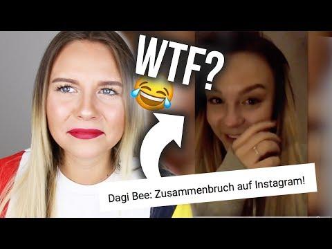 Ich reagiere auf die UNNÖTIGSTEN PROMIFLASH Videos von mir 😂 | Dagi Bee