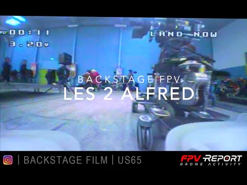 """Black stage Drones FPV """"Les 2 Alfred"""" - film 2020"""
