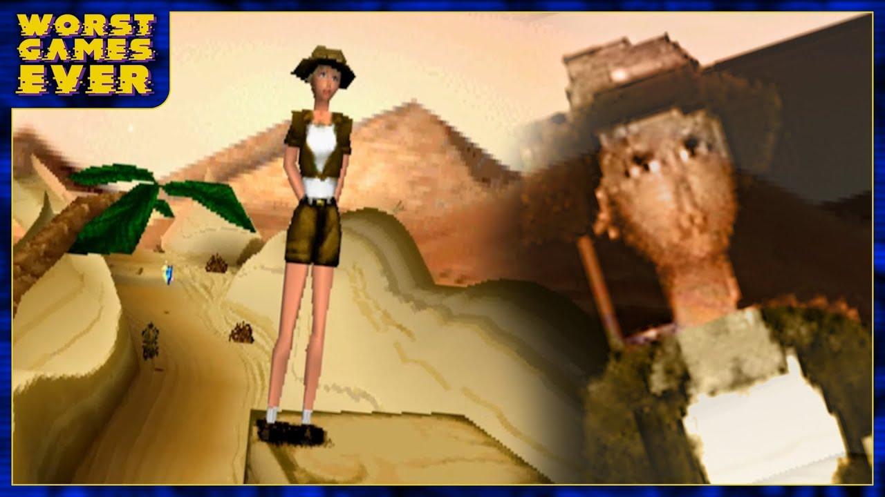 Worst Games Ever – Barbie: Explorer
