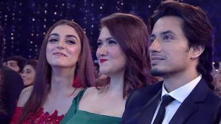 Atif Aslam Making Fun Of Singers at LSA 2017   Atif Aslam Mimicry   LSA 2017