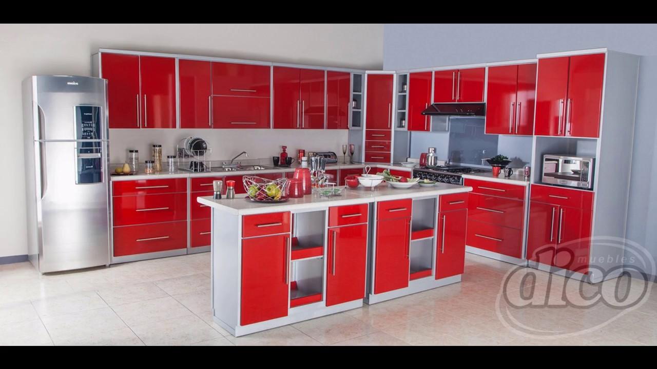Las 40 mejores ideas sobre cocinas con esquineros youtube - Muebles de cocina esquineros ...