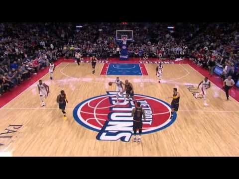 Stanley Johnson Full Game Highlight VS Cleveland Cavaliers(9Points)