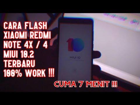 cara-flash-xiaomi-redmi-note-4/4x-snapdragon-(mido)-miui-10.2-global-stable-terbaru-#tutorialmudah