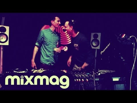 Detroit Swindle house DJ set live in The Lab LDN