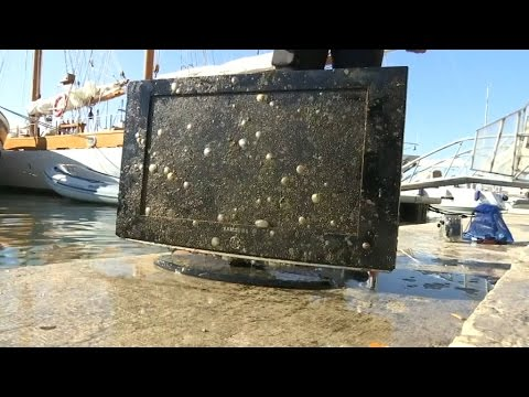 Le vieux port de Marseille fait eaux neuves