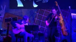 "Anna Rakita and Ivan Rahmanov - ""Fire dance"" - Jazz violin"