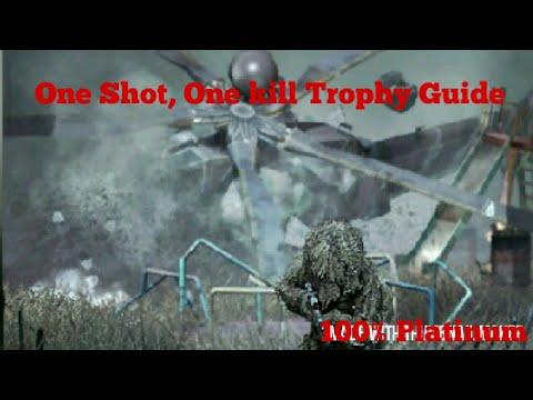 """""""One Shot, One Kill"""" - Best Safe Spot/ Glitch  (COD:MW)"""