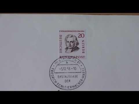 Wer war Friedrich Daniel Ernst Schleiermacher ?