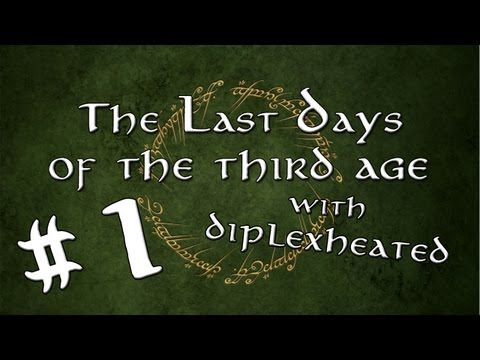 """Let's Play: The Last Days - Ep. 1 """"Riders Of Rohan"""" by DiplexHeated"""
