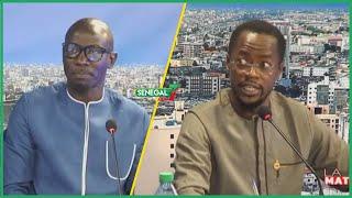 Urgent: Débat très tendu entre Abdou Mbow et Mansour Diop de la Sen tv