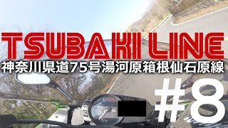 【ZX-6R】椿ライン 上り(神奈川県道75号湯河原箱根仙石原線)♯8 thumbnail