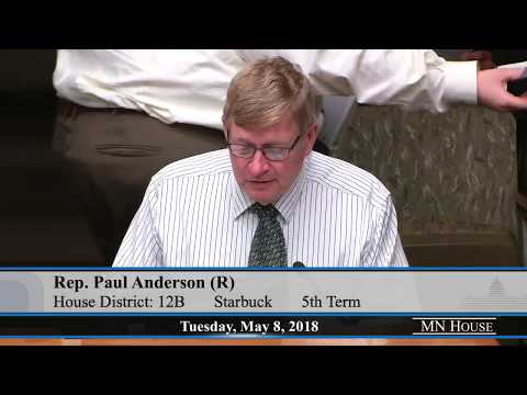 House Taxes Committee – part 1  5/8/18