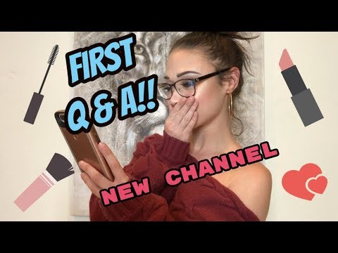 MY FIRST Q&A   ANSWERING YOUR QUESTIONS