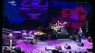 Vinnie Colaiuta groove with Herbie Hancock Actual Proof Live