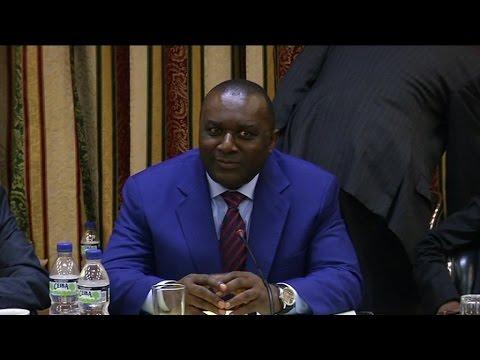 Tchad, Succession de Donald Kaberuka