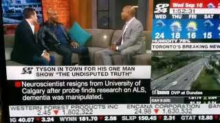 original mike tyson goes crazy on live canadian news