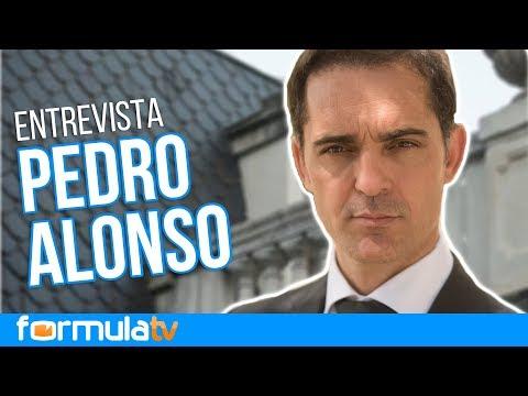Pedro Alonso desvela cómo ha sido la creación de los personajes protagonistas de 'Traición'