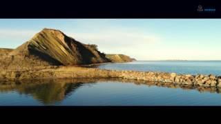 4K Aerial video of Ejerslev harbour (Phantom 4 Pro Plus)