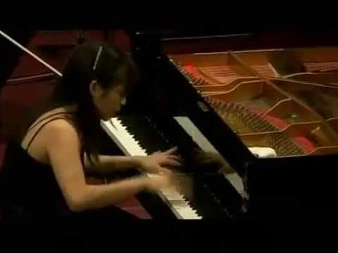 Rachel Cheung Plays Rachmaninov's Concerto no.2, 1st mvt