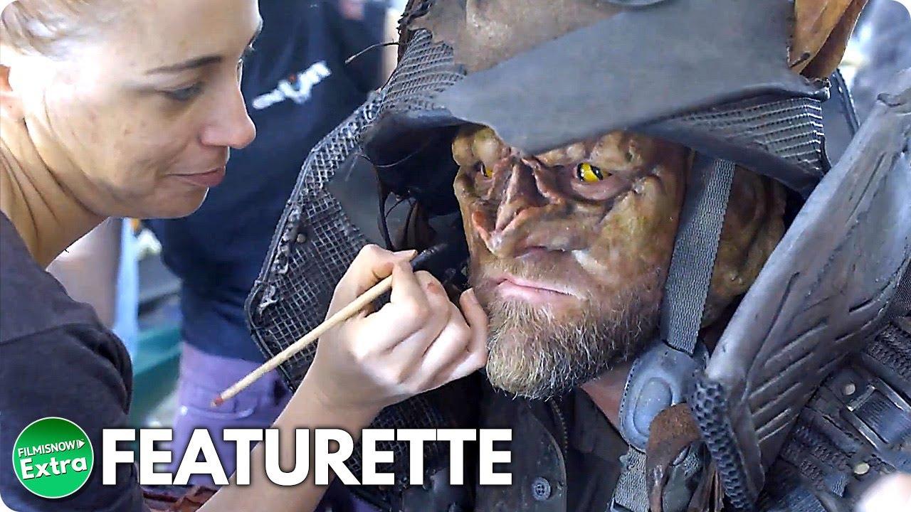 THE WATCH - Season 1 | VFX, Makeup, Costumes & More Featurette