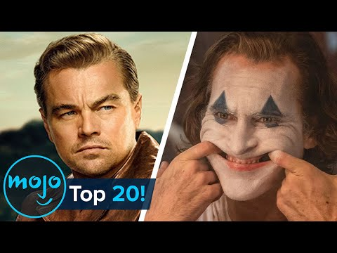 Top 20 Actors of the Last Decade