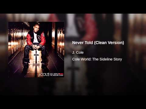 Never Told (Clean Version)